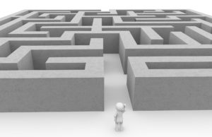 Psicologia e psicoterapia labirinto